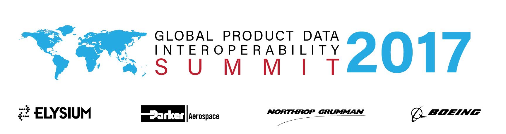 GLOBAL PRODUCT DATA INTEROPERATABILITY SUMMIT